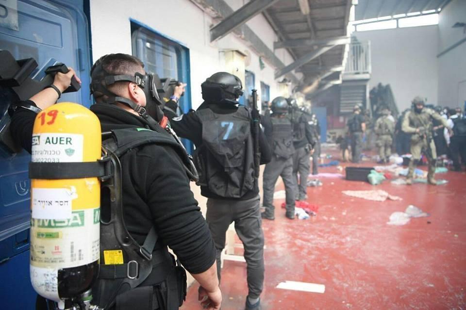La répression s'intensifie dans les prisons de l'occupation israélienne