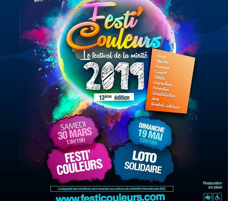 AKE Festi'Couleurs 2019 – 13ème Édition