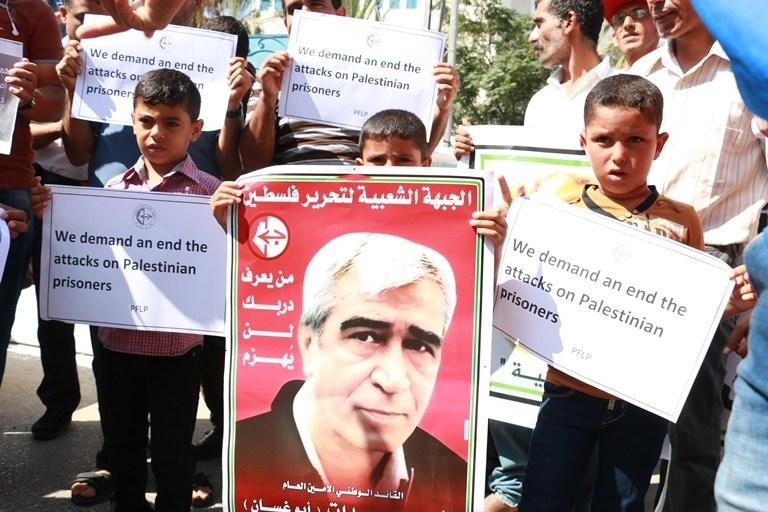 Déclaration à l'occasion du 13e anniversaire de l'attaque de la prison de Jéricho et de l'enlèvement d'Ahmad Sa'adat et de ses camarades