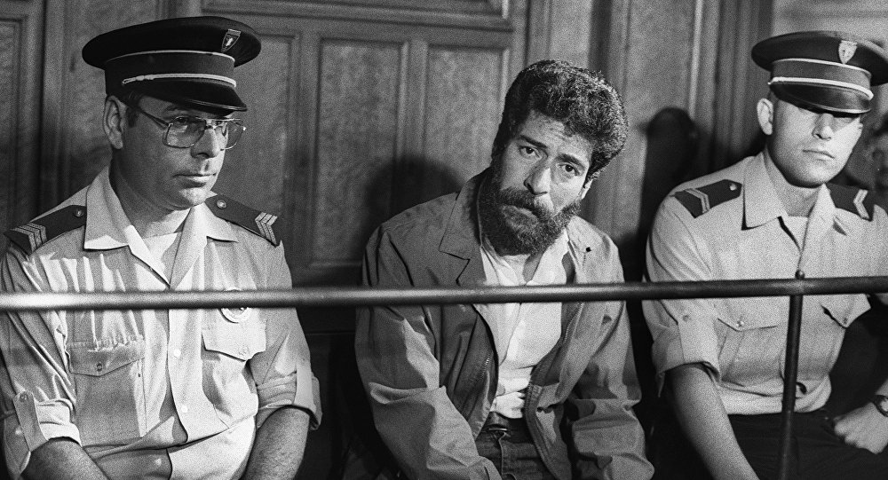 Déclaration de Georges Abdallah à l'occasion de la Journée internationale du prisonnier palestinien
