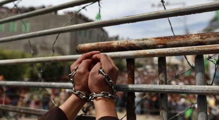 Les leaders du mouvement des prisonniers palestiniens au premier rang des grévistes de la faim