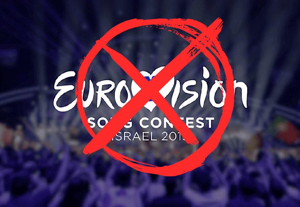 14 mai : Rassemblement contre l'Eurovision à Tel-Aviv !