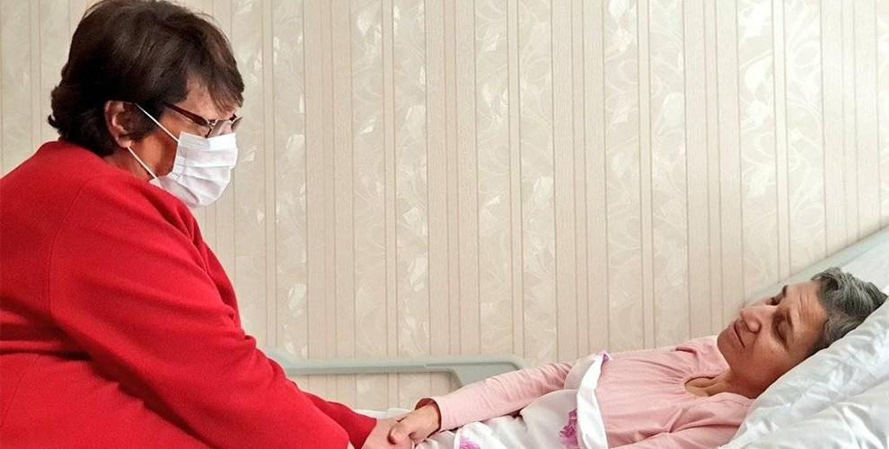 Leila Khaled rencontre Leyla Güven après 159 jours de grève
