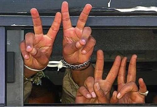 17 avril : Rassemblement Liberté pour tou·te·s les prisonnier·e·s palestinien·ne·s !