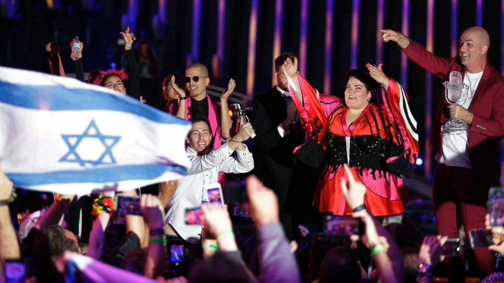 Boycott de l'Eurovision à Tel Aviv !