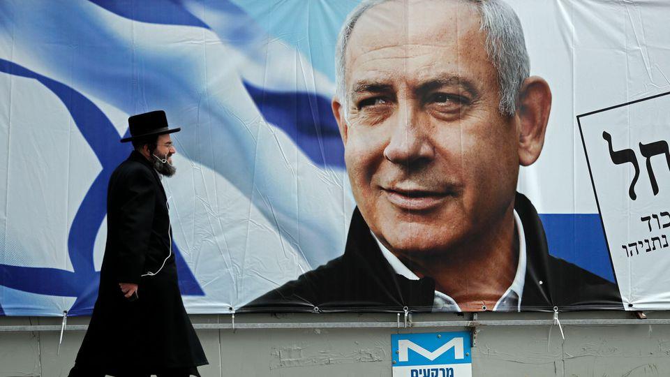 Netanyahu prévoit l'annexion des colonies israéliennes en Cisjordanie occupée en cas de réélection