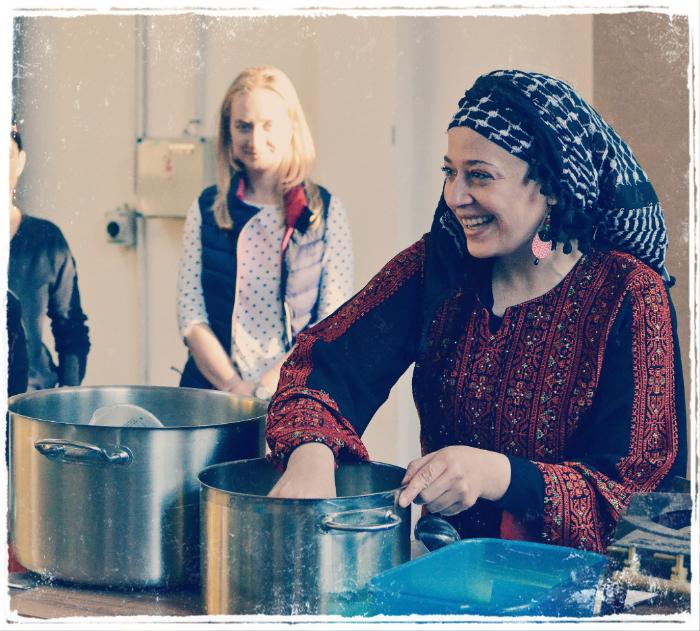 Appel à soutien pour l'ouverture d'un centre culturel et gastronomique palestinien en France