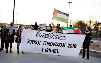 Nous, artistes français, dénonçons l'Eurovision 2019 en Israël