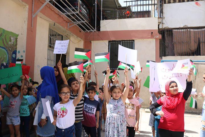 Don de 1700 euros : le Centre social de solidarité Nuwat au Liban remercie les soutiens aux réfugiés palestiniens