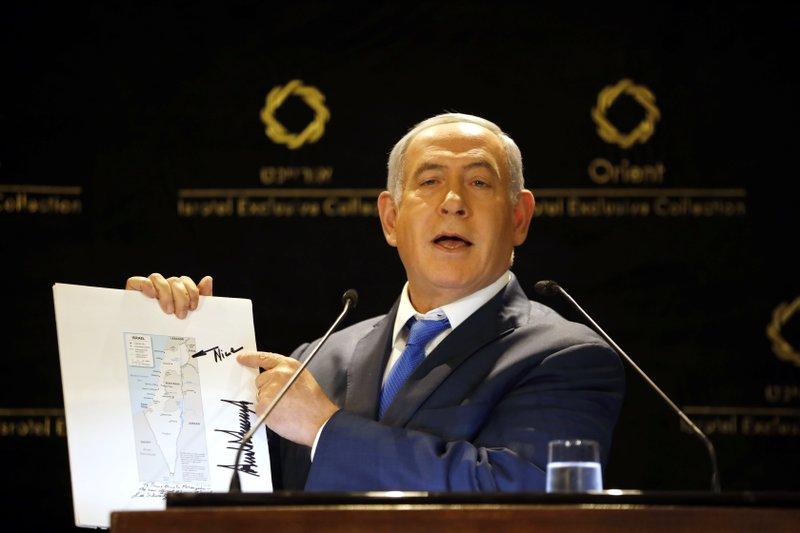 Netanyahu provoque à propos de l'annexion du Golan arabe et intensifie la colonisation à Jérusalem