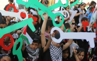 Le 71ème anniversaire de la Nakba célébré en Palestine et ailleurs !