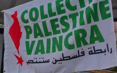 Le Collectif Palestine Vaincra présent à la Fête Anticapitaliste à Toulouse