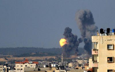 #GazaUnderAttack : suivez les événements en cours à Gaza
