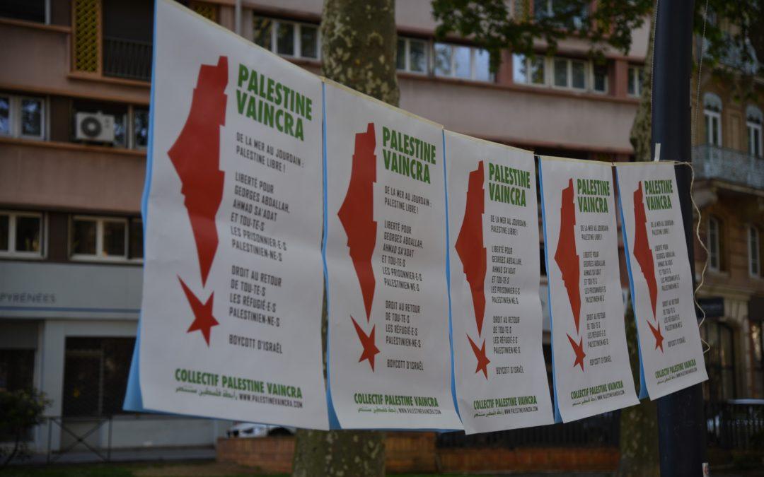 Quelles réponses face à la répression du mouvement de solidarité avec la Palestine ?