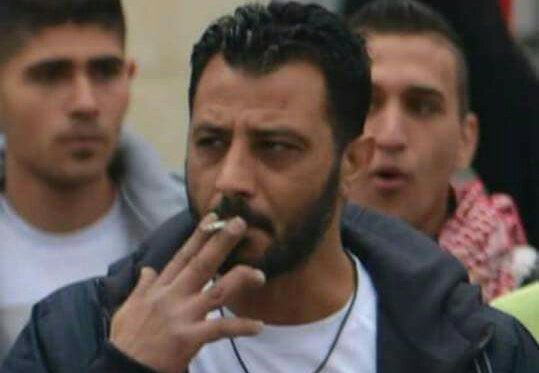 Le prisonnier palestinien Ghassan Zawahreh boycotte les tribunaux de l'occupation sioniste!