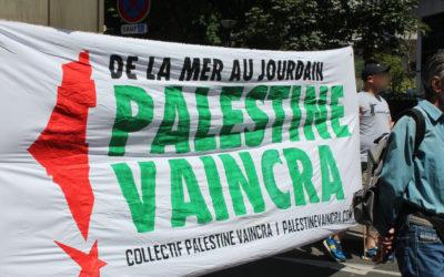A Paris, des centaines de personnes manifestent pour la libération de Georges Abdallah