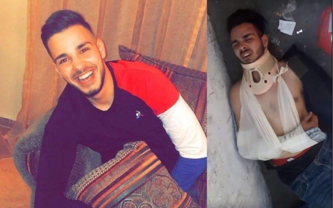 Enlevé et torturé par les services israéliens, un jeune palestinien témoigne