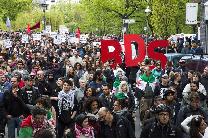 L'implication du Mossad révélée dans des campagnes anti-BDS en Israël