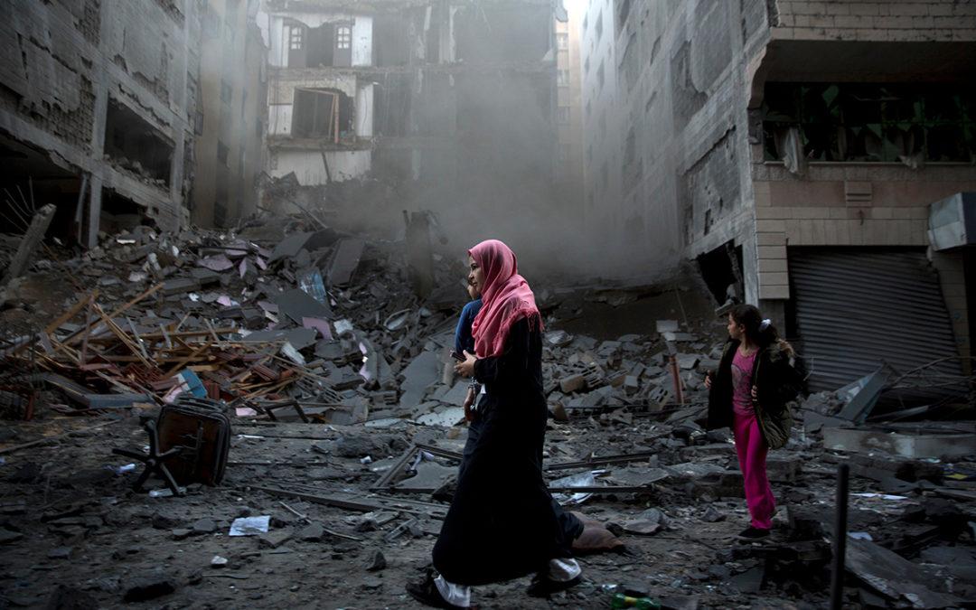 Blocus de Gaza, une histoire de près de 30 ans