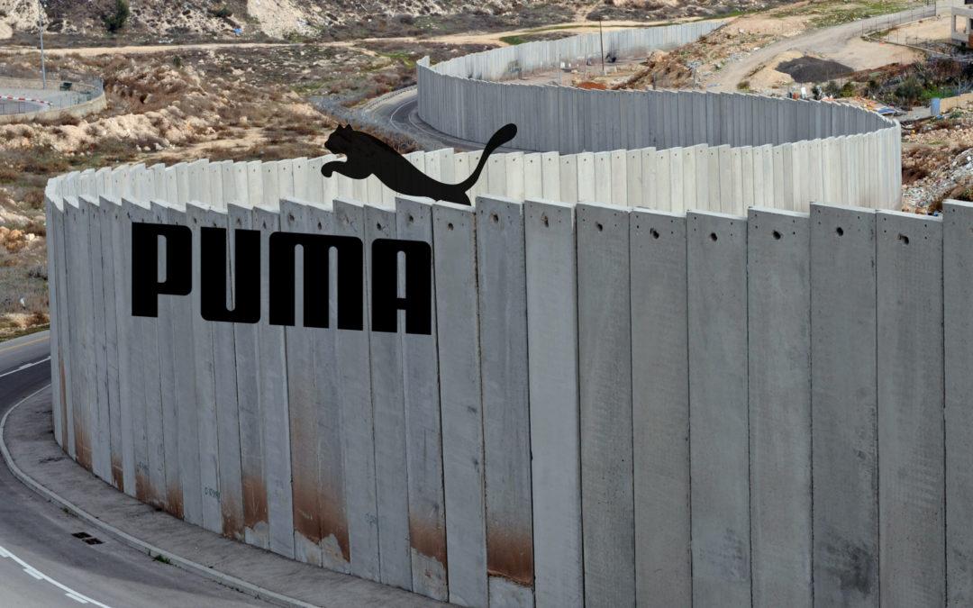 Pourquoi les Palestiniens appellent-ils au boycott de Puma?