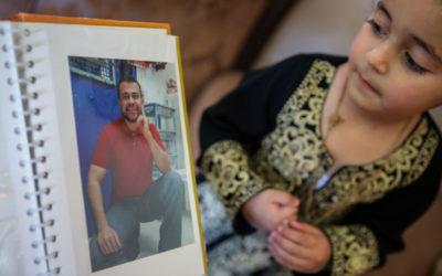 Israël empêche les enfants de voir leurs pères en prison