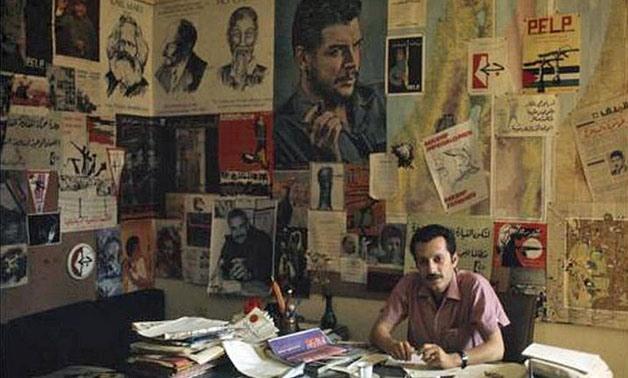 Ghassan Kanafani, écrivain et dirigeant palestinien, assassiné par le Mossad le 8 juillet 1972