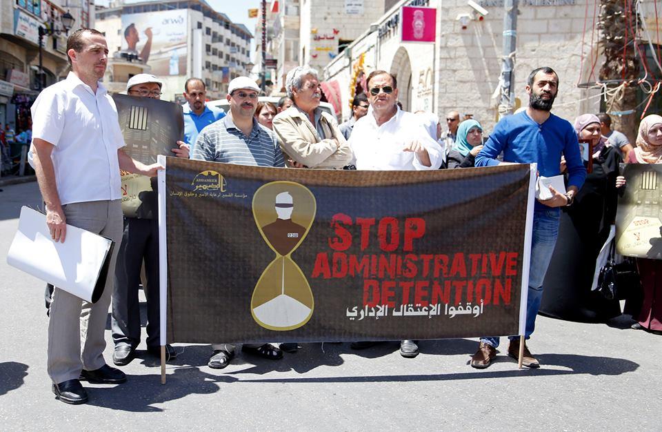 La grève de la faim de prisonniers palestiniens continue contre la détention administrative