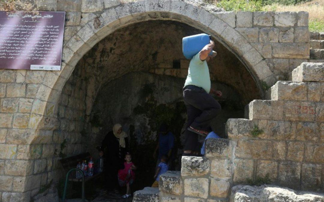 La négation systématique du droit à l'eau des Palestiniens par Israël