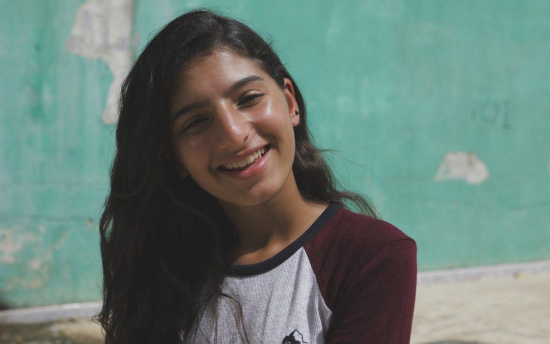 #1 Rencontre avec Ghida, réfugiée palestinienne et chanteuse