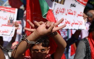 Du 17 au 23 avril, semaine internationale d'action pour la libération de tou·te·s les prisonniers palestiniens