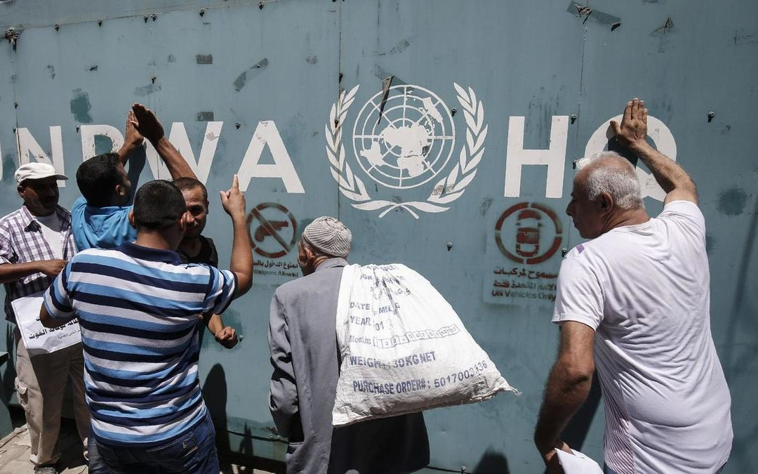 L'UNRWA, agence onusienne pour les réfugiés palestiniens, dans la tourmente