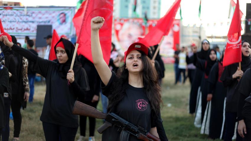 Le FPLP dénonce l'arrestation de 9 de ses cadres en Cisjordanie