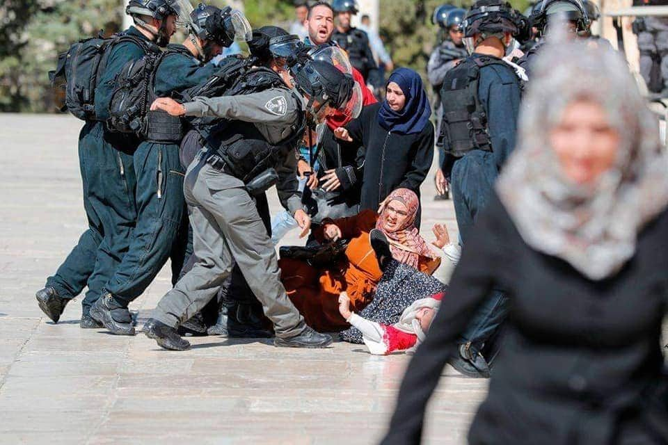 Premier jour de l'Aïd… et des fidèles blessés et agressés à Al Aqsa