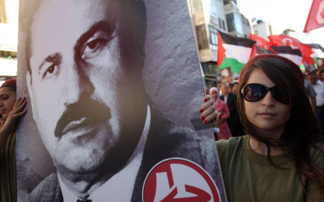 27 août 2001: Le dirigeant palestinien Abu Ali Mustafa est assassiné par l'occupation sioniste