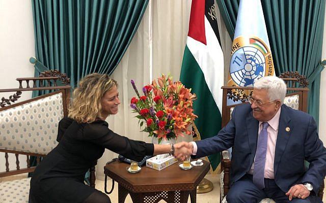 Le FPLP dénonce la rencontre de Mahmoud Abbas avec des dirigeants sionistes