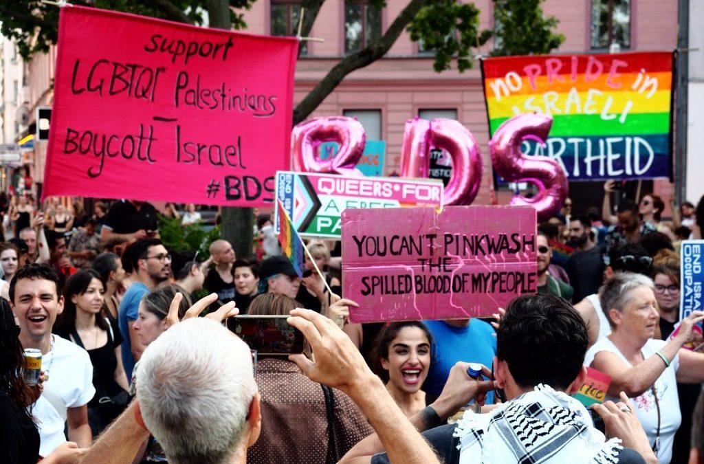 L'Autorité Palestinienne réprime des Palestiniens LGBTQ