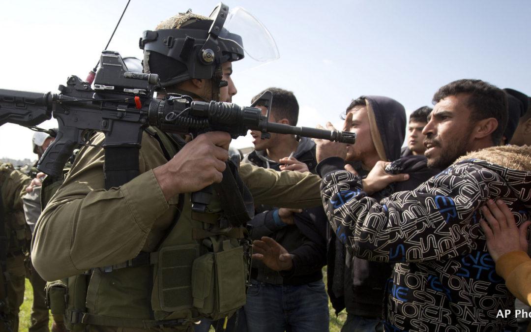 Israël arrête 22 Palestiniens d'Al Quds-Jérusalem et de Cisjordanie occupée