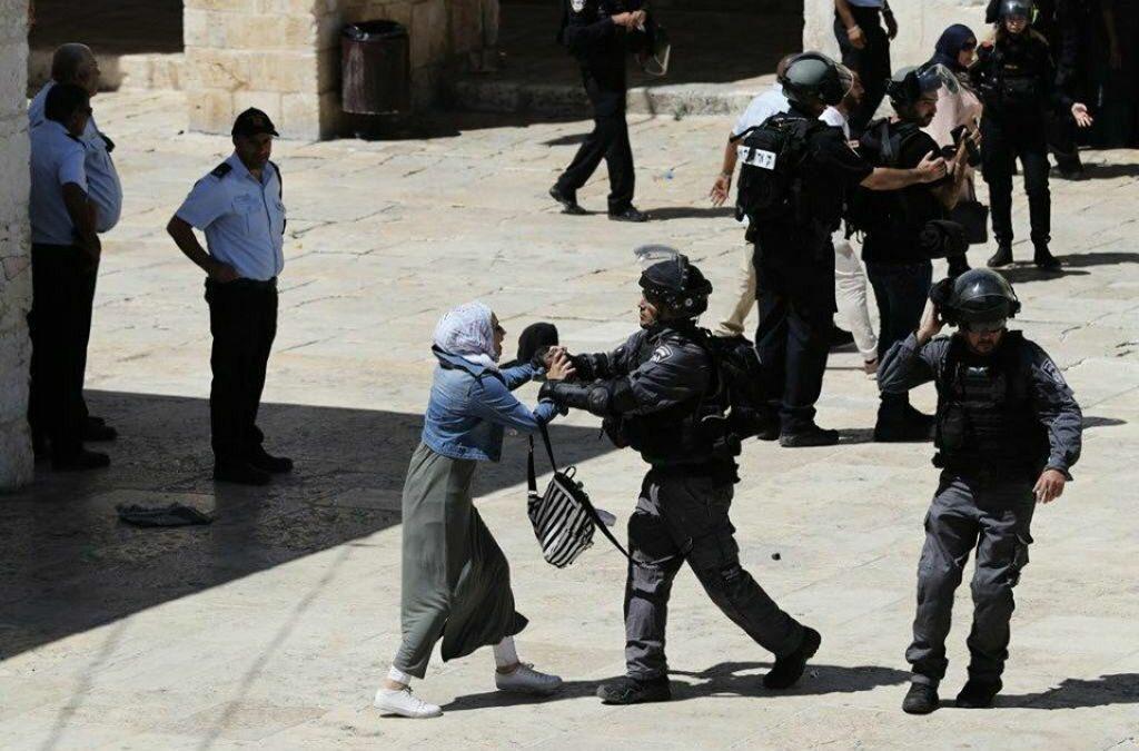Israël utilise l'Aïd pour faire avancer la prise de contrôle d'Al-Aqsa
