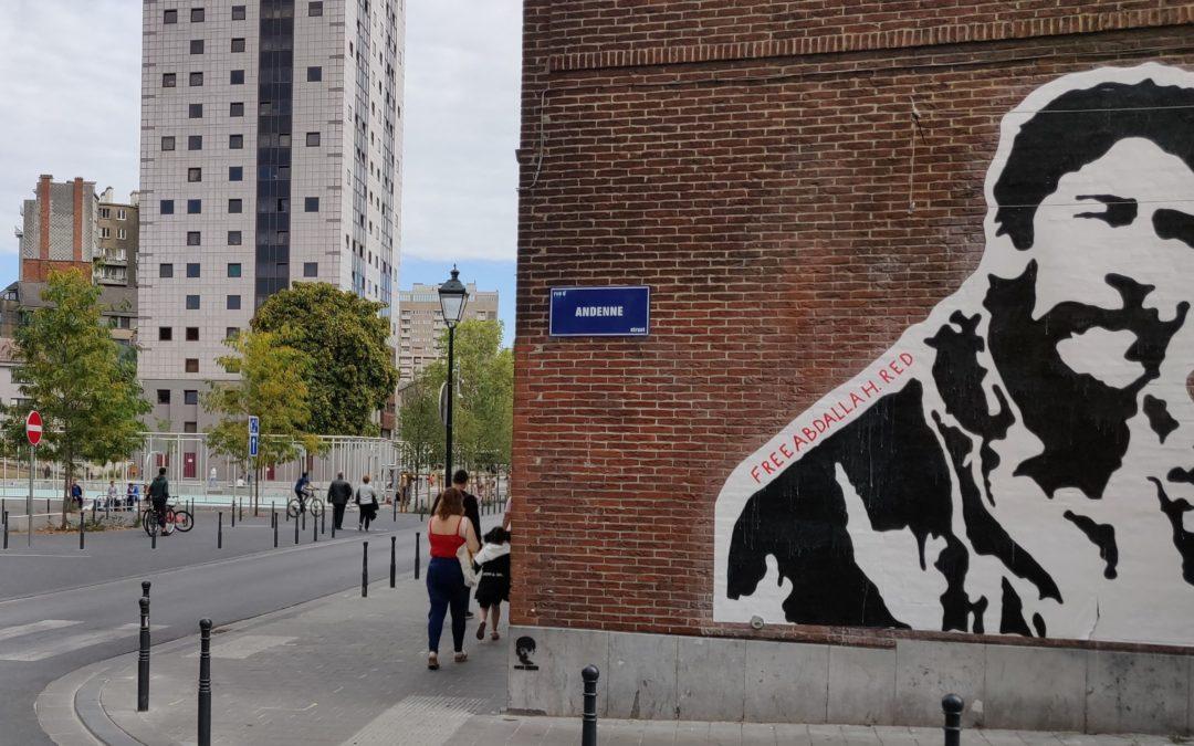 A Bruxelles, lancement du mois de mobilisation pour Georges Abdallah !