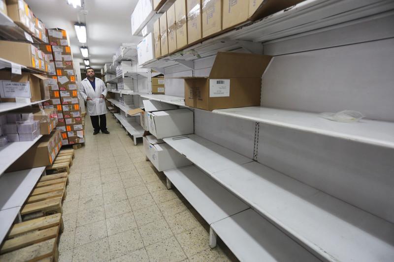 Des médicaments essentiels manquent à Gaza