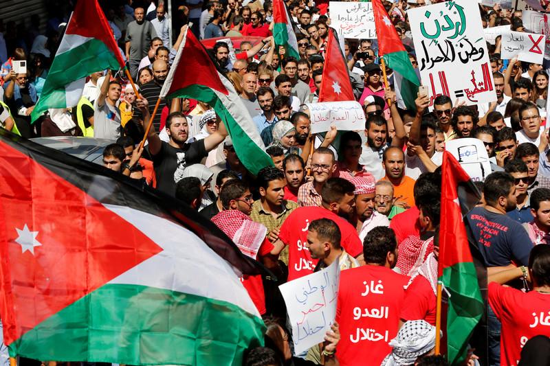 Un accord gazier secret entre Israël et la Jordanie révélé