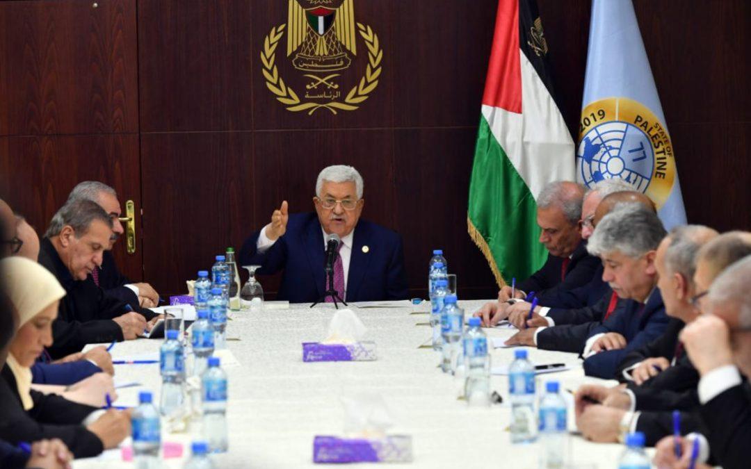 L'Autorité Palestinienne fait le sale boulot d'Israël ; c'est pourquoi elle a été créée