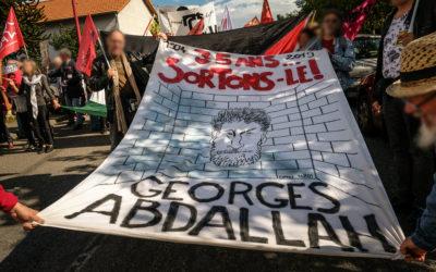 A Toulouse comme ailleurs, mobilisons-nous pour la libération de Georges Abdallah !