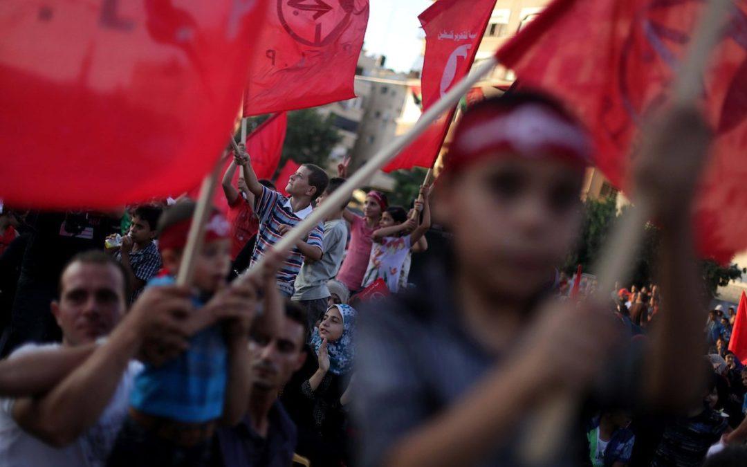 Le FPLP appelle à l'escalade face à la campagne sioniste enragée contre la Résistance et le mouvement des prisonniers