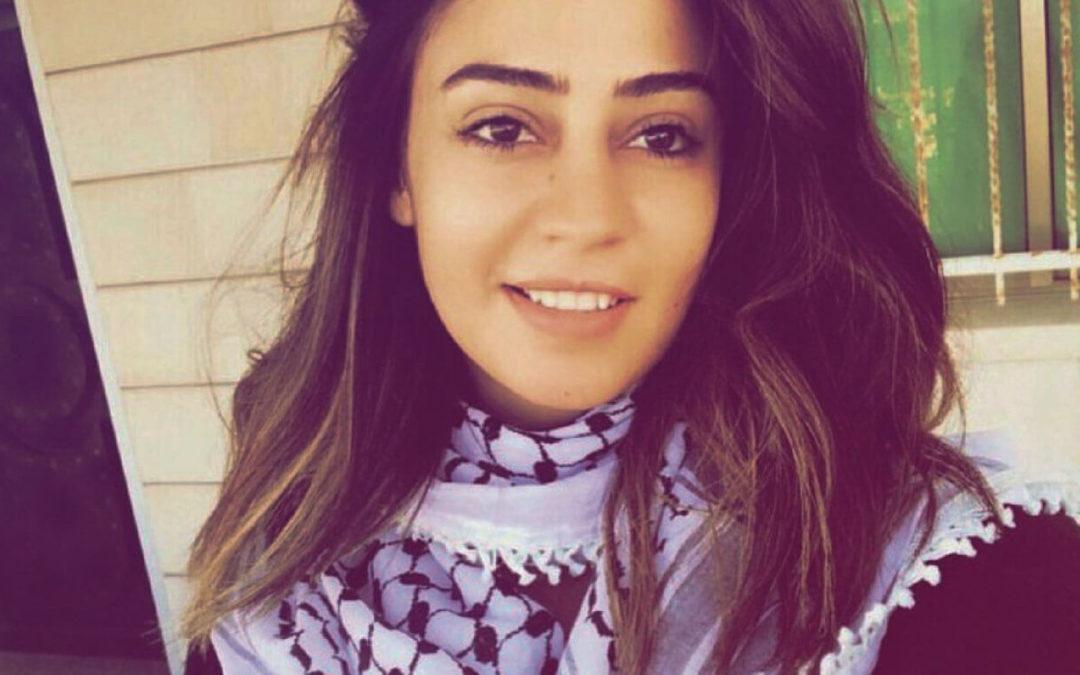 Solidarité avec Heba Al-Labadi en grève de la faim, torturée et en détention administrative