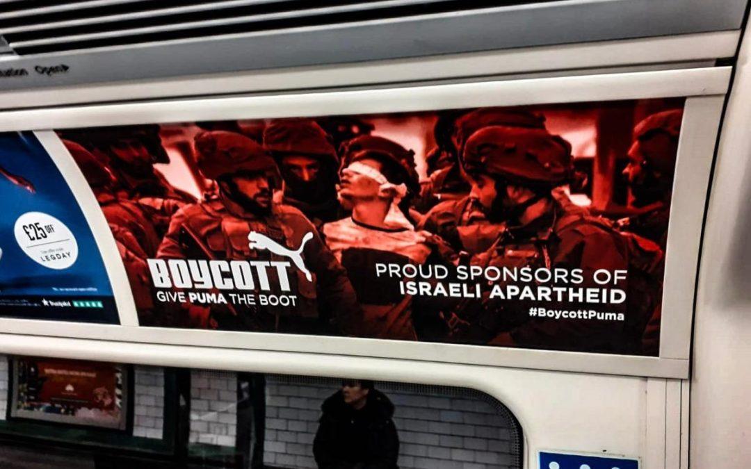 Nouveau succès de la journée mondiale #BoycottPuma