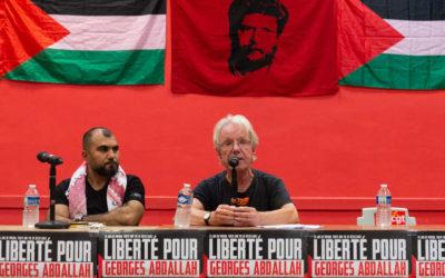 Intervention de Pierre Stambul lors du meeting «Résister c'est exister !» à Toulouse
