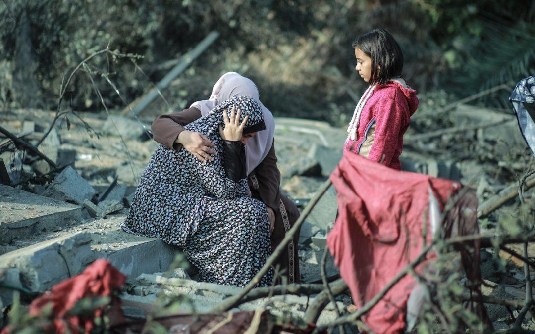 Gaza subit 3 millions de dollars de dommages suite aux frappes israéliennes