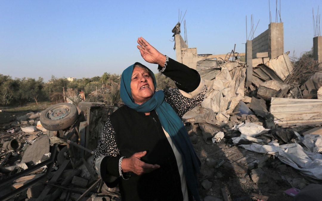 #GazaUnderAttack: suivez l'évolution de la situation en cours à Gaza