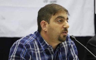 Scientists for Palestine : Pour la libération immédiate de M. Ubai Aboudi